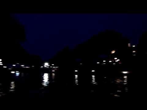 Disney boat ride - Walt Disney World's Epcot 1