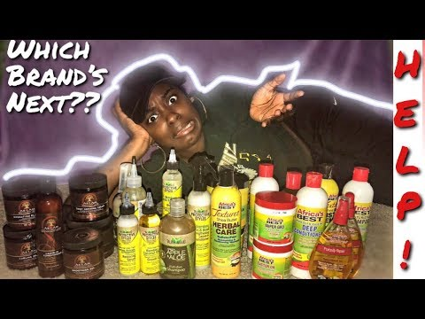 Top 3 options! You Pick the next Hair Brand I review | alexuscrown