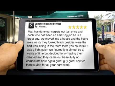 Currahee Cleaning Services Toccoa          Impressive           5 Star Review by Wesley L.