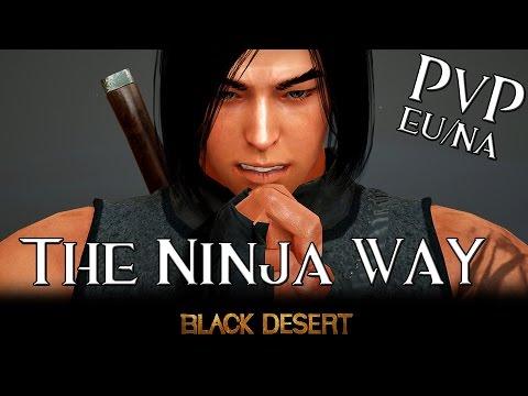 Black Desert - 56+ Ninja PvP EU/NA