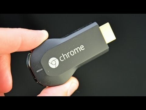 Google Chromecast: Unboxing & Review