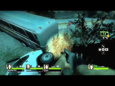 Left 4 Dead 2 (w/ RaeRae1192) Part 1