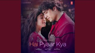 Hai Pyaar Kya Full Song - Jubin Nautiyal, Kritika Kamra | New Love Songs | T-Series | 2019