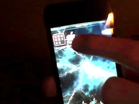 HOW TO GET A MOVING BACKGROUND ON IPOD TOUCH((EASIEST))