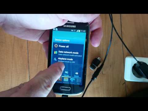 Samsung Galaxy S III mini use USB-OTG with Total Commander