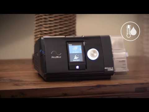 How humidification makes CPAP therapy more comfortable