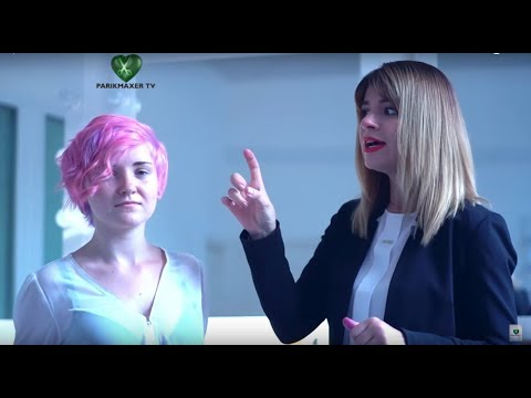 How To: Blonde To Pink Hair Tutorial | Artistique Nederland English subtitles PARIKMAXER TV USA