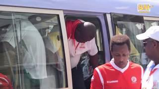 Burundi Walifungwa Tangu kuingia Uwanjani, Tazama Unyonge huu