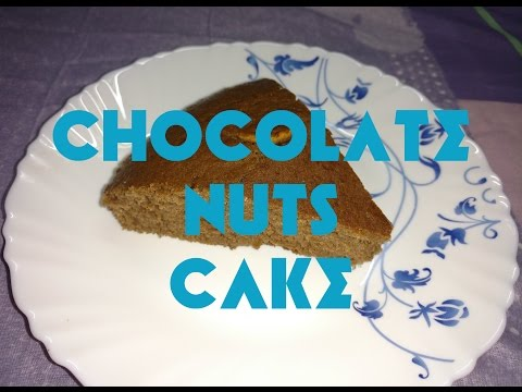 Chocolate Nuts Cake - Hacking Everyday