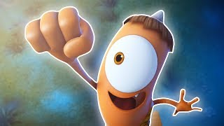 Funny Animated Cartoon | Spookiz | Catching The Moon | 스푸키즈 | Kids Cartoon | Videos for Kids