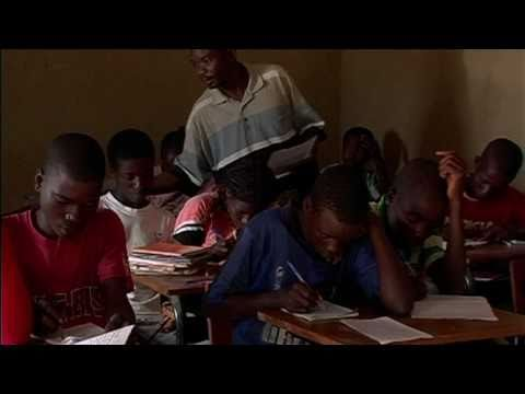 Child-friendly schools improve the learning environment for Angolan youth