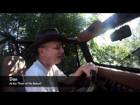 Trailblazing in the Jeep YJ