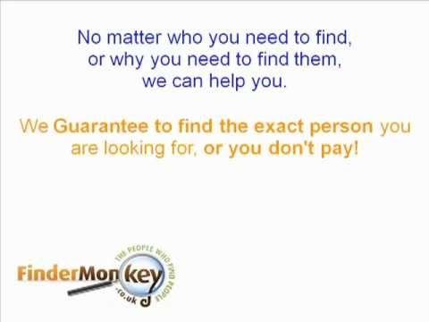 Find People in the UK - FinderMonkey