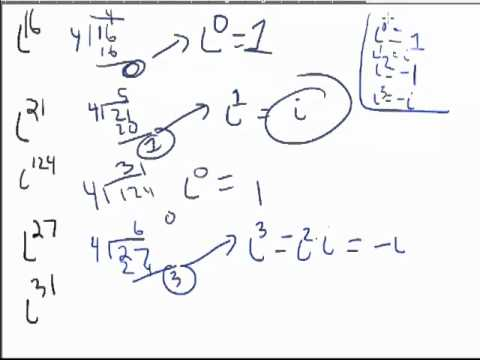 How to Simplify Imaginary Numbers