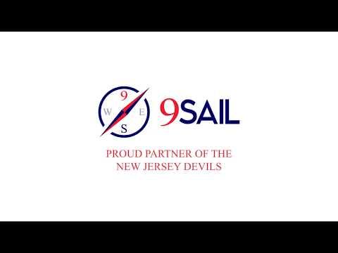 9SAIL Logo Animation - drive80.com