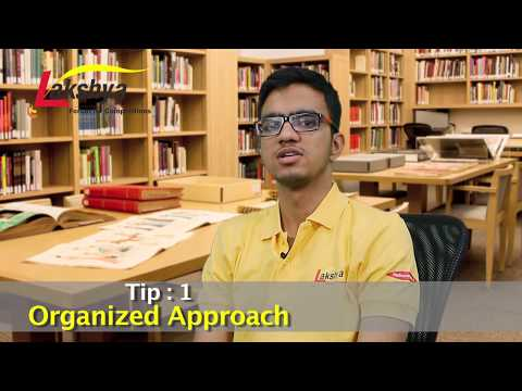 Tips from Sarvesh Mehtani All India Rank 1 IIT JEE ADVANCED 2017 Topper