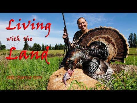 Last chance Turkey Hunt, wild mushrooms, and Planting the Garden