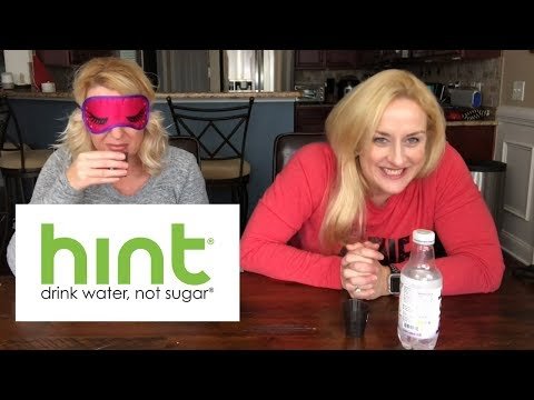 Hint Flavored Water Review