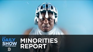 Minorities Report: Stopping Racist 911 Calls | The Daily Show