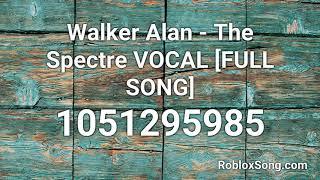 Alan Walker Lily Roblox Id