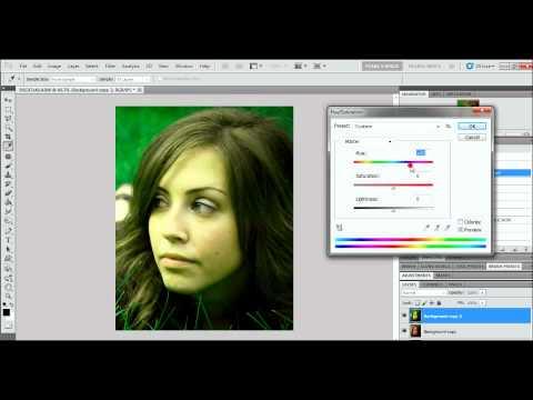 Pearl's Photoshop cs5 Actions SPEED Example