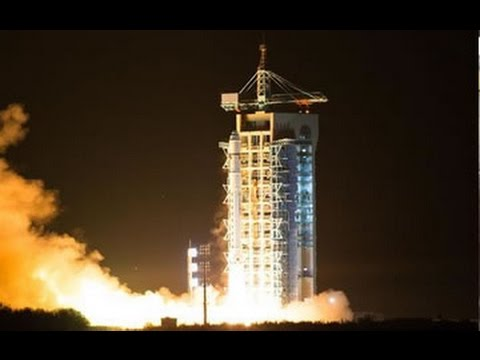 China launches its first carbon dioxide monitoring satellite for studying climate change