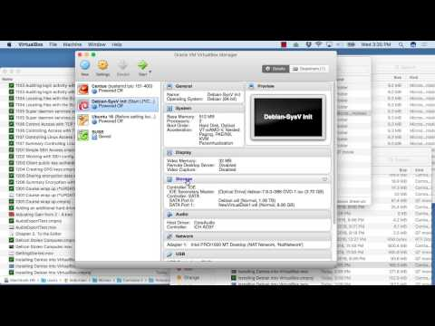 Adding an additional hard drive in Virtualbox 5.0