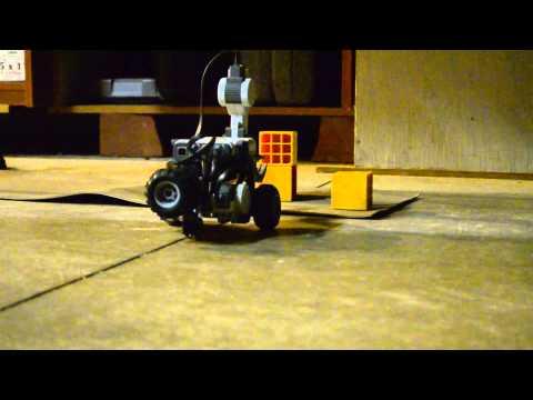 After Meeting Robot Fun—FTC 7767 Team Upper Echelon