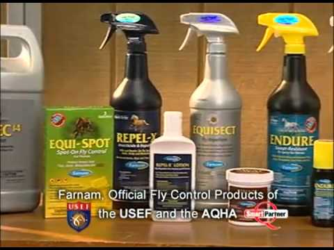 Getting Rid of Flies with Farnam