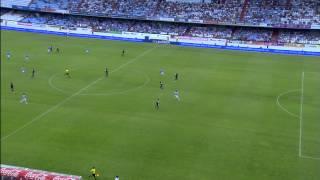 Resumen Celta de Vigo - Málaga CF (0-1) Jornada 1