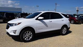 By Luther Hudson Chevrolet GMC · 2019 CHEVROLET EQUINOX AWD LT   New SUV  For Sale   Hudson, Wisconsin