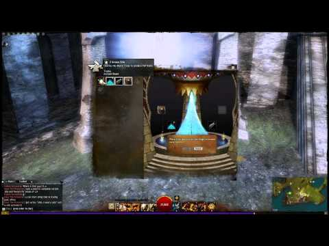 Guild Wars 2 - Mystic Forge Secrets: Structured PvP Mystic Forge