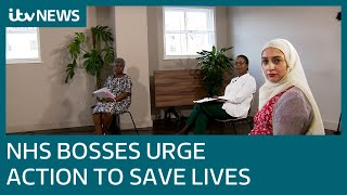 Ethnic minority leaders in NHS on what needs to change to keep BAME health workers safe | ITV News
