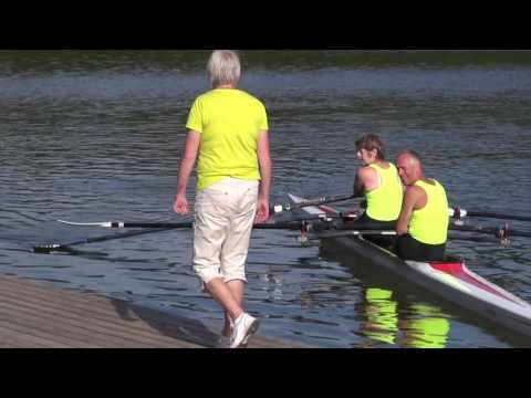 World Masters Win in Mixed F2x for Sculling Academy