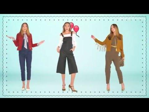 3 Ways to Wear a One Piece