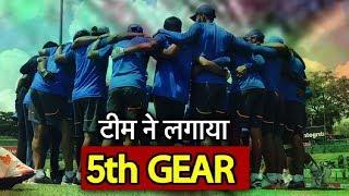 Indian Team Is On Winning Streak | Sports Tak