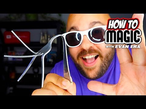 10 Magic Tricks with Silverware