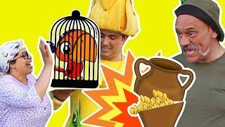 فوزي موزي وتوتي – الجرّة السحرية – The Magic Jar