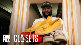 Rick Ross Shows Off His Insane 100-plus Room Mansion On Complex Closets