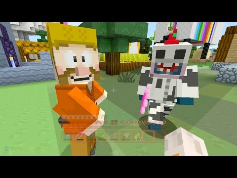 Minecraft Xbox - Quest To Kill The Wither (9)