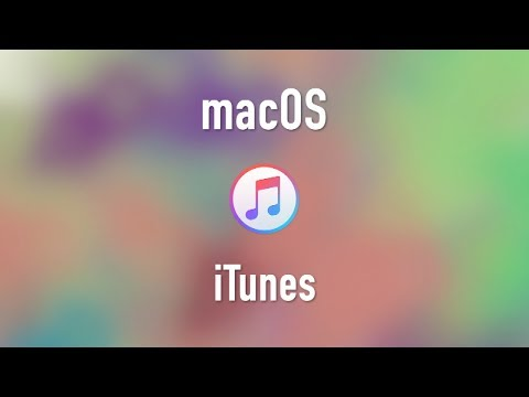 macOS: Using iTunes with Final Cut Pro X