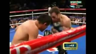 Juan Manuel Marquez vs. Michael Katsidis Highlights