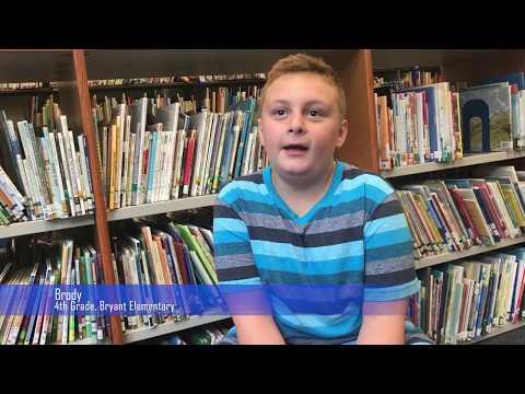 Bryant Sends School Supplies to Houston