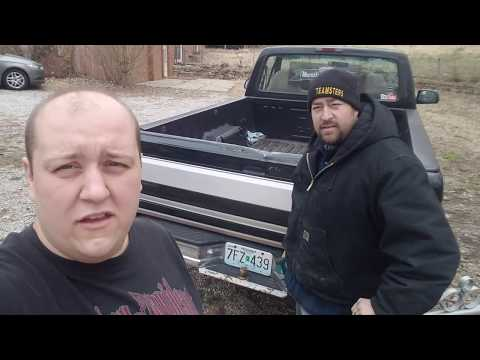 How to install and replace new tailgate and new handle also make theft deterrent