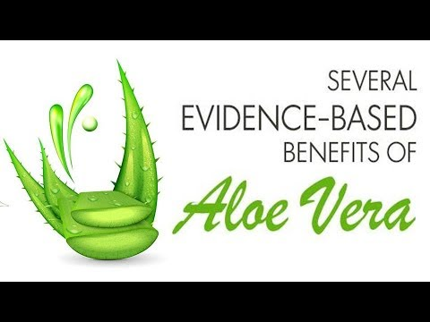 Evidence Based Benefits of Aloe Vera for Health