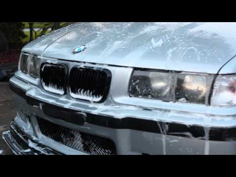 Washing My E36 M3
