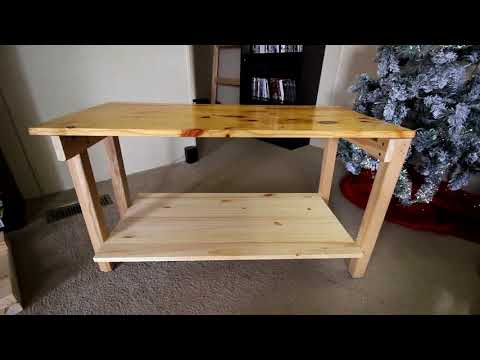 DIY Foldable Table
