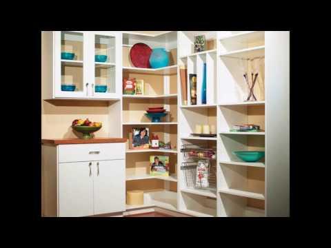 Kitchen corner pantry design ideas