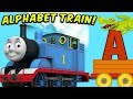 Learn ABC Alphabet With Thomas & Friends Alphabet Train! Fun Kids Educational ABC Alphabet Video