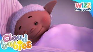 Cloudbabies | Making Baba White Fall Asleep | Full Episodes | Wizz Cartoons